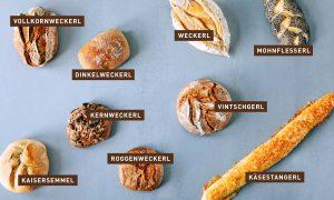 Wiener Brot Produkte klein